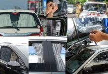 operation screen motor vehicle department